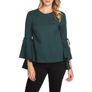 NWT Nordstrom 1.STATE Cascade Long Sleeve Top
